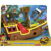 Fisher-Price Jake and the Never Land Pirates Pirate Adventure Bucky