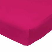 Bananafish Studio Fitted Crib Sheet, Pink