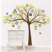 Wall Pops Hoot and Hangout Kit Wall Decals