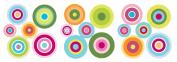 Fun4Walls Candy Dot Wall Stickers