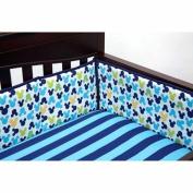 Disney Baby Bedding My Friend Mickey Mouse Crib Bumper