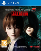 Dead or Alive 5: Last Round [Region 2] [Blu-ray]