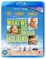 What We Did On Our Holiday [Region B] [Blu-ray]