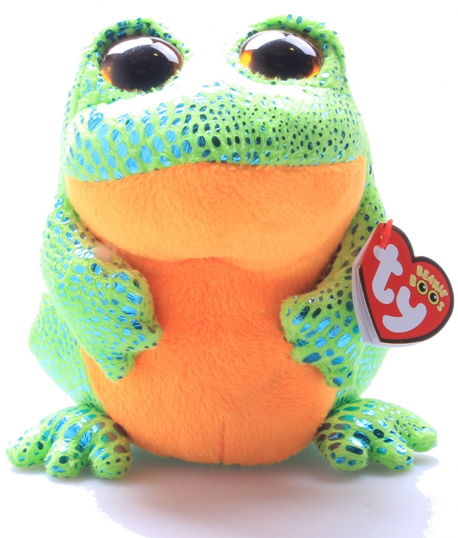 a99458094e0 Ty Beanie Boos - Speckles the Frog by Ty - Shop Online for Toys in ...