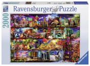 World of Bks 2000 Piece Puzzle