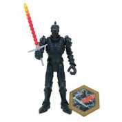 "Matt Hatter Chronicles - Super Villains 5""/13cm Figure - Black Knight"
