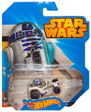 Hot Wheels - Star Wars - R2-D2 - MATCGW35.CGW37.0581