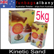 Kinetic Sand - Sand in Motion - 5kg - WABAFUN