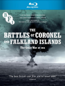 The Battles Of Coronel And Falkland Islands [Region B] [Blu-ray]