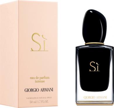 Si Eau De Parfum Intense Spray, 50ml/1.7oz