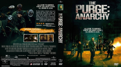 The Purge 2: Anarchy [DVD_Movies]