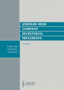 Jordan Publishing Irish Company Secretarial Precedents
