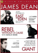 East of Eden/Rebel Without a Cause/Giant