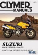 Suzuki Dl-650 V-Strom Repair Manual