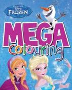 Disney Frozen Mega Colouring