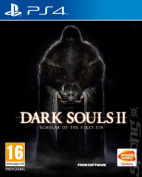 Dark Souls II [Region 2] [Blu-ray]
