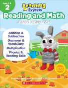 Learning Express Reading and Math Jumbo Workbook Grade 2