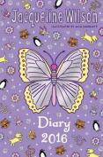 Jacqueline Wilson Diary 2016