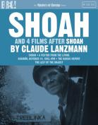 Shoah and Four Films After Shoah [Region B] [Blu-ray]