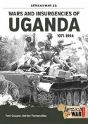 Wars and Insurgencies of Uganda, 1971-1994