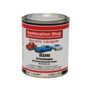 Restoration Shop 0.9l CL3245 Hi-Performance Acrylic Laquer Clear Coat