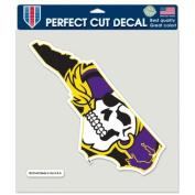 East Carolina Pirates Official NCAA 20cm x 20cm Die Cut Car Decal