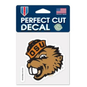 Oregon State Beavers Official NCAA 10cm x 10cm Die Cut Car Decal OSU Wincraft 215871