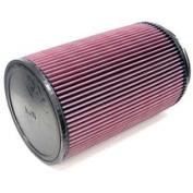 K & N RU-3040 Universal Rubber Filter 15cm Id Flag, 7. 13cm Od, 30cm H