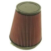 K & N RU-3050 Universal Rubber Filter 15cm Id Flag, 7. 13cm B, 13cm T, 20cm H