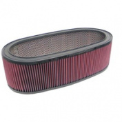 K & N E-1966 Replacement Air Filter Ford V8-390, 427, 3-2Bbl, 2-4Bbl