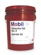 MOBIL Mobil Velocite 3, Spindle Oil, 18.9l, 103866
