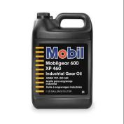 MOBIL 103495 Gear Oil, 600 XP 460, Size 1 Gal