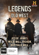 Legends Of The Old West [DVD_Movies] [Region 4]
