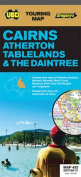 Cairns, Atherton Tablelands & The Daintree Map 482 31st ed