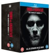 Sons of Anarchy [Region B] [Blu-ray]