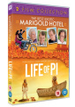 The Best Exotic Marigold Hotel/Life of Pi [Region 2]