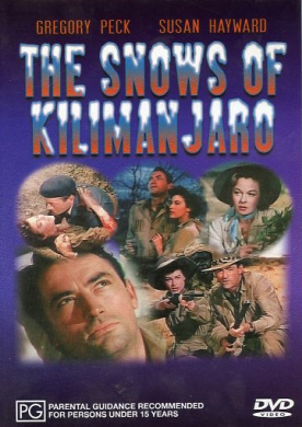 The Snows of Kilimanjaro [Region 4]