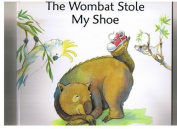 The Wombat Stole My Shoe