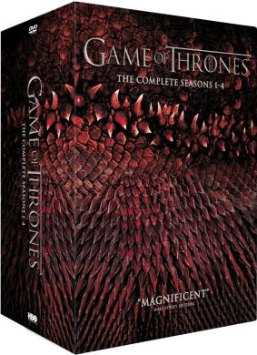 Game of Thrones:  Season 1-4