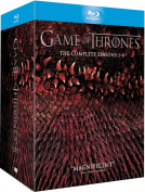 Game of Thrones:  Season 1 - 4 [Region B] [Blu-ray]