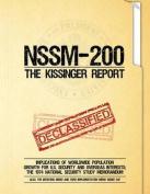 Nssm 200 the Kissinger Report
