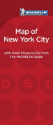 Michelin Map of New York City Great Places to Eat