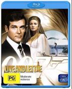 Bond Live and Let Die Blu-ray  [Region 4]