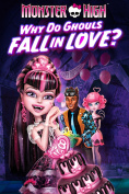 Monster High Why Do Ghouls fall in love [DVD_Movies] [Region 4]