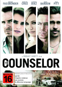 The Counselor, [DVD_Movies] [Region 4]