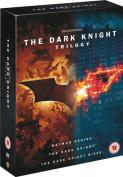 The Dark Knight Trilogy [Region 2]