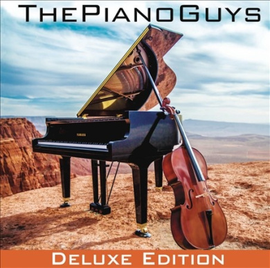 Piano Guys [CD & DVD] [Deluxe Edition] [2/3]