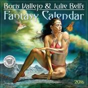 Boris Vallejo & Julie Bell's Fantasy