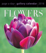 Flowers Page-A-Day Gallery Calendar