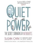 Quiet Power [Audio]